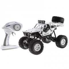 Fuoristrada radiocomandato METAL CRAWLER 4X4 in metallo by RE.EL Toys