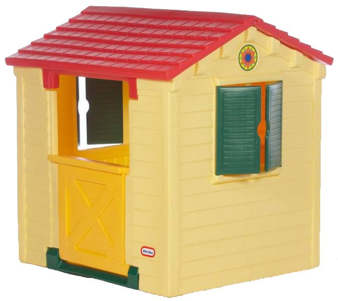 Casetta per bambini happy by little tikes for Grande casetta per bambini