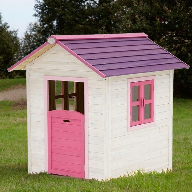 Casetta gioco giardino usata idea creativa della casa e for Casetta giardino chicco