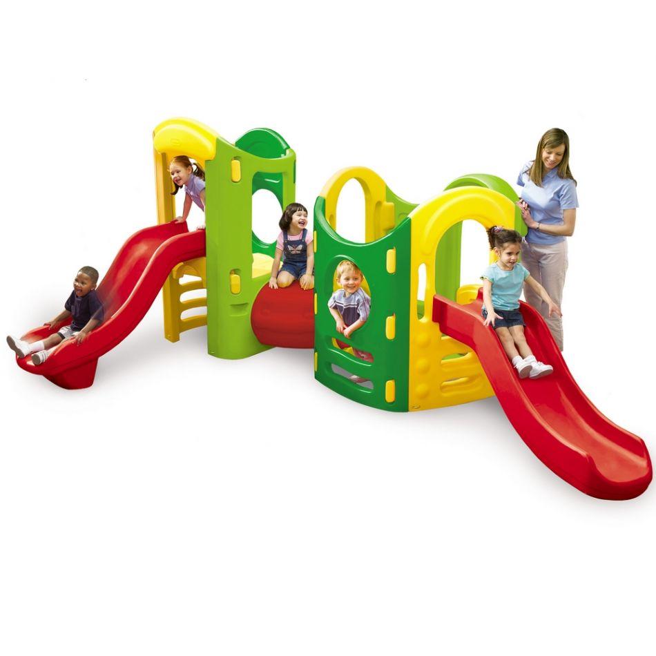 Gioco Parco Giochi da giardino ACTIVITY per bambini by Little Tikes  youtoys.it