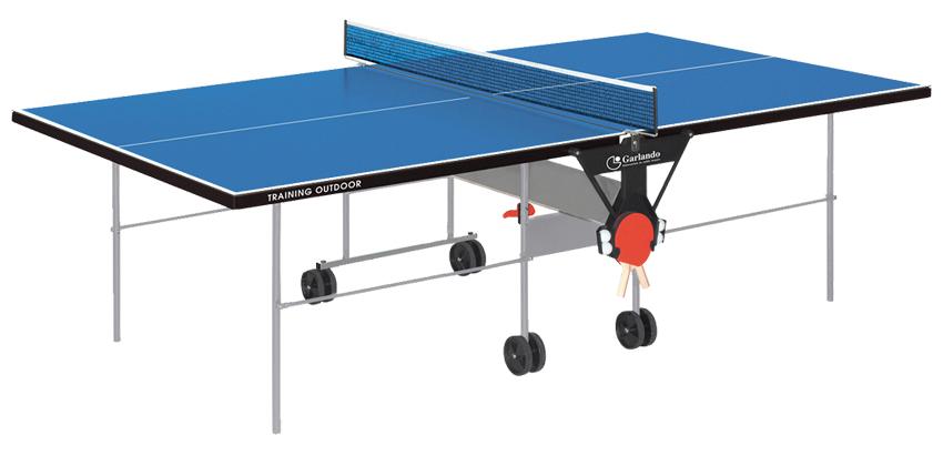 Tavolo ping pong garlando training outdoor da esterno - Tavolo ping pong da esterno ...