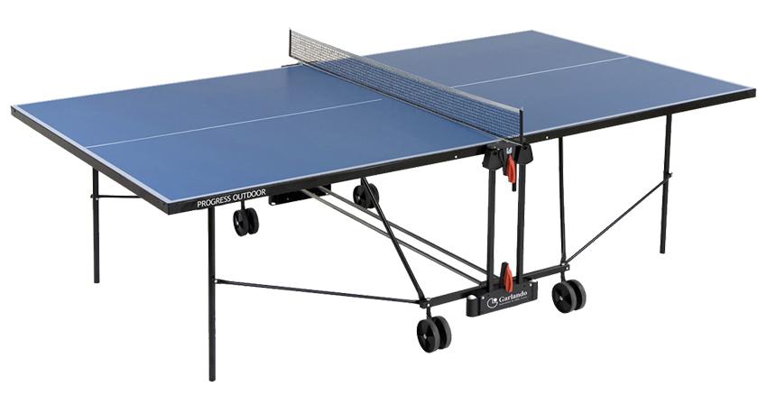 Tavolo ping pong garlando progress indoor da interno - Tavolo ping pong misure regolamentari ...