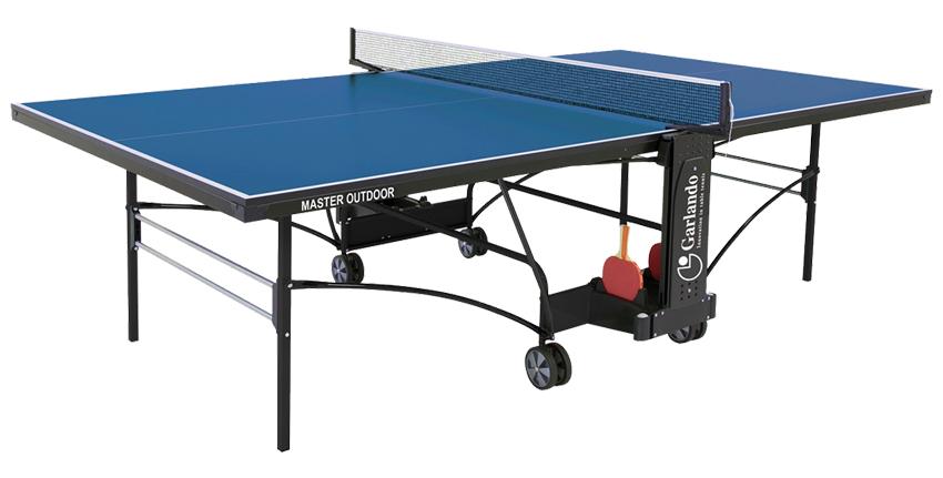 Tavolo garlando ping pong master outdoor da esterno - Tavolo ping pong da esterno ...