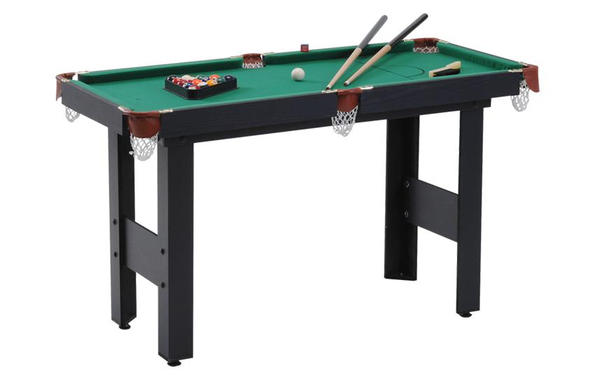 Tavolo da biliardo garlando dallas con piano gioco in mdf - Misure tavolo da biliardo ...