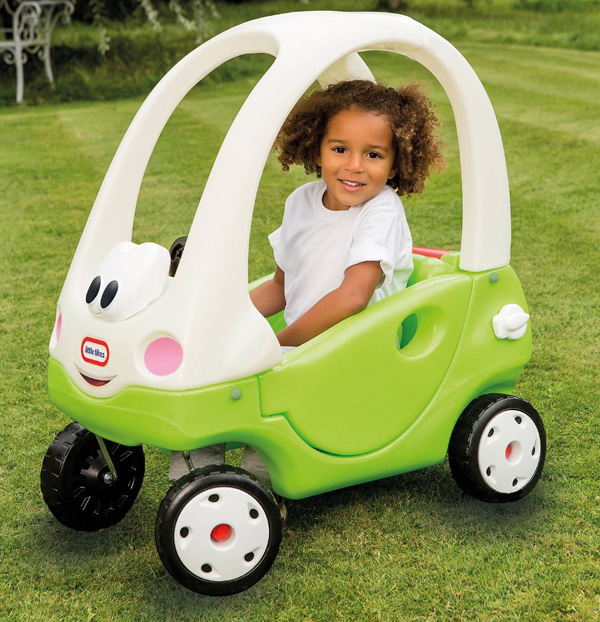 Gioco auto a spinta GRAND COUPE' SPORT by Little Tikes