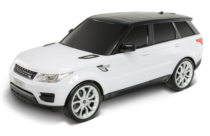 macchina radiocomandata range rover sport 25 cm. Black Bedroom Furniture Sets. Home Design Ideas