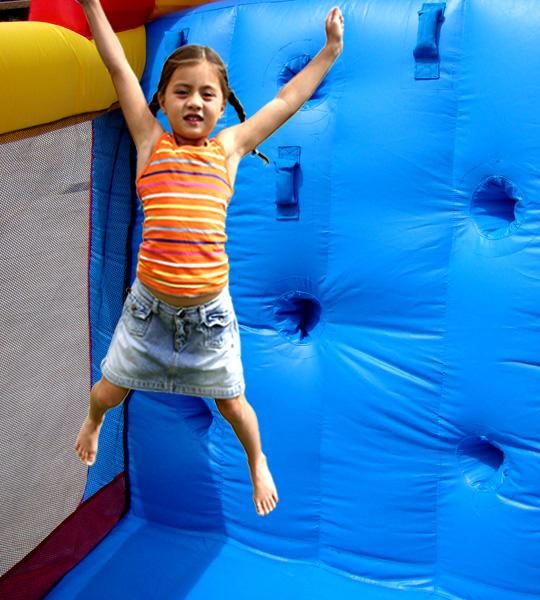 gonfiabile mega happy air
