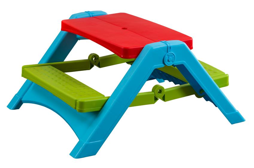 Tavoli Pieghevoli Per Bambini.Tavolo Pieghevole Butterfly Danneggiato Incastro Piano Arredo