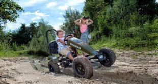 go kart a pedali