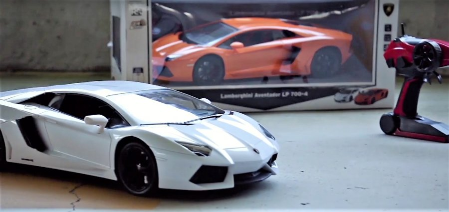 macchinine radiocomandate Lamborghini