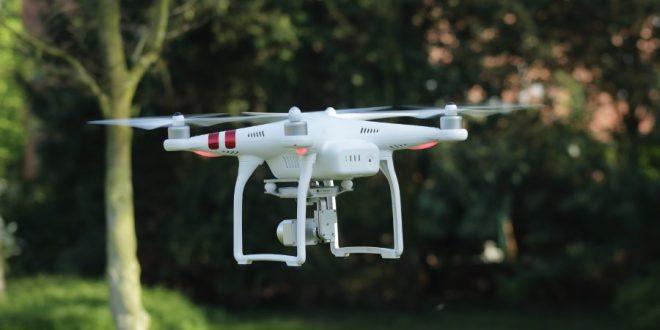 droni radiocomandati