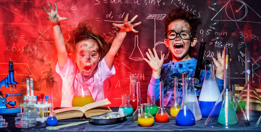 giochi scientifici sicuri