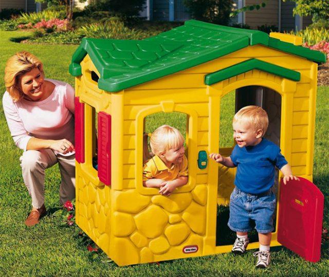 Casette per bambini in legno