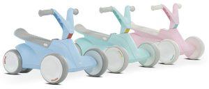 Go kart a spinta e pedali
