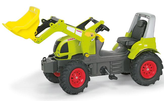 trattore claas a pedali