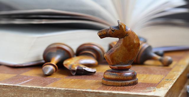 scacchi e letteratura