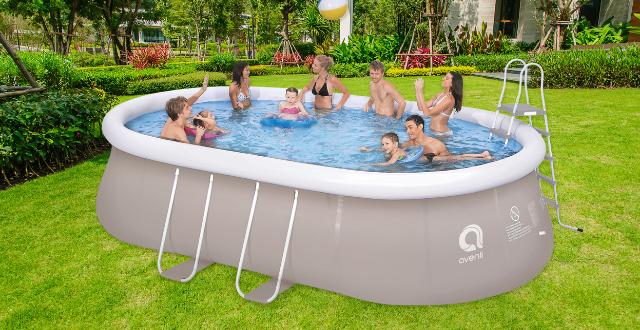 piscine per bambini da giardino gonfiabili