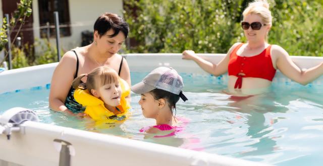 piscina fuori terra bambini